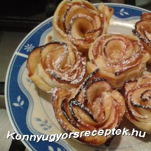 Alma Rózsa recept