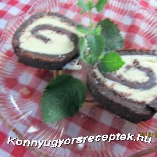 Keksztekercs, gluténmentesen recept