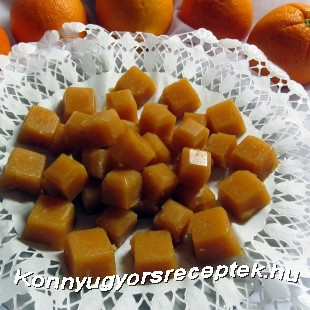 Multivitamin gumicukor házilag recept