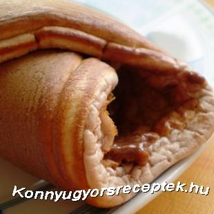 Diétás proteines palacsinta recept
