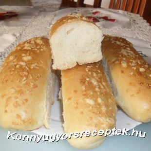 Sajtos ( öreg tésztás) stangli recept