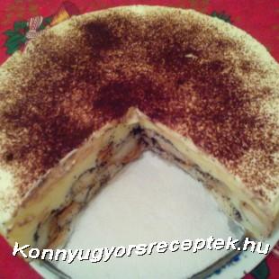 Mákosguba torta recept