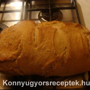 Kovászos kenyér recept