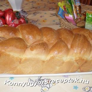 Zsíros-sós kalács recept