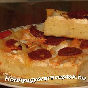 Töki pompos recept
