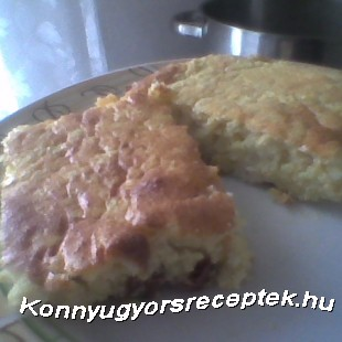 Köles felfújt-aszalt vörösáfonyával recept