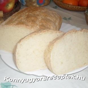 Szendvics kenyér ( gluténmentes)  recept