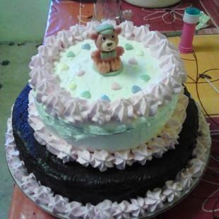 Az Én saját emeletes tortám recept
