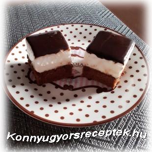 Néger Kocka Glutén&Tejmentes recept