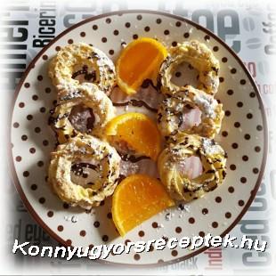 Dán keksz Glutén&Tejmentes recept
