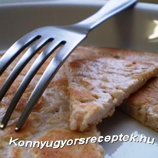 Diétás proteinpalacsinta recept