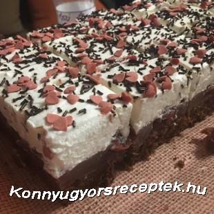 Feketeerdő szelet recept