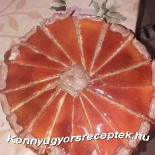 Dobos Torta recept