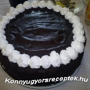 Kinder pingui torta recept