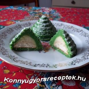 Havas fenyő /sütés nélkül/ recept