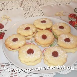 Linzerkarika ( gluténmentesen) recept