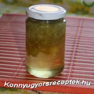 Gyömbéres méz (az alapok) recept