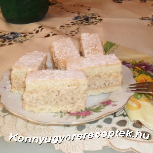 Bécsi kocka recept