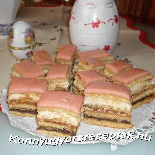 Holland kocka  recept
