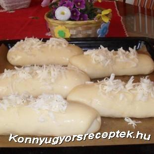 Szegedi kifli  recept