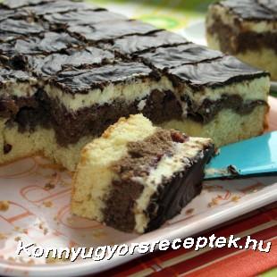 Klasszikus Duna-hullám recept