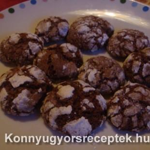 Csokis pöffeteg recept