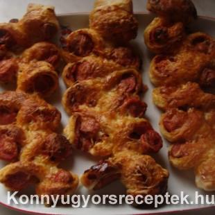 Virslivirág recept