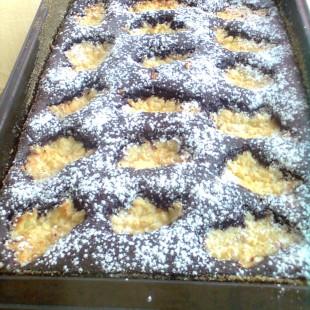 Boci sütemény recept