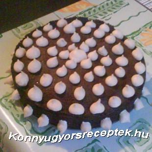Fullánk torta recept
