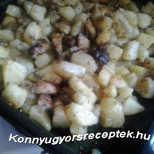 Nagyi Féle Brassói recept