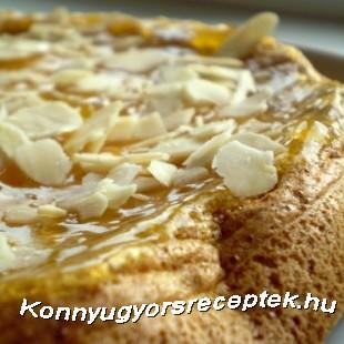Diétás lusta piskóta zabpehelylisztből recept