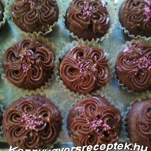 Fanni Muffin recept
