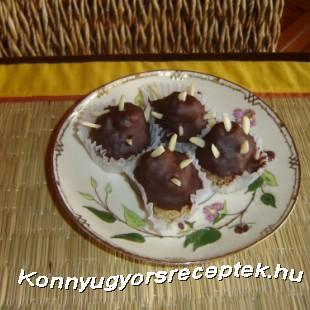 Királynő mignon recept