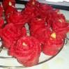 Gül Tatlısı - sziruppal öntözött rózsák
