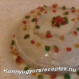 Citromos csokis torta : recept