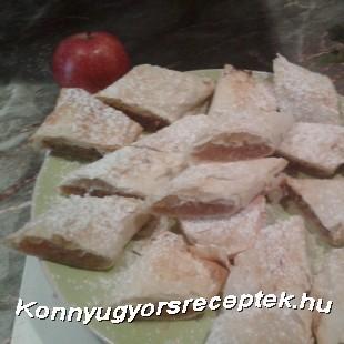 Fahéjas almás rétes !   recept