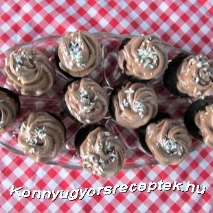 Céklás muffin, gluténmentes recept