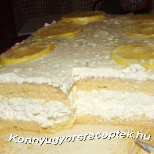 Citromos szelet 1 recept