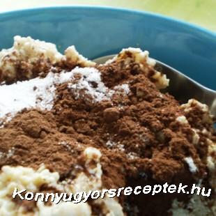 Diétás hamis tejbegríz recept