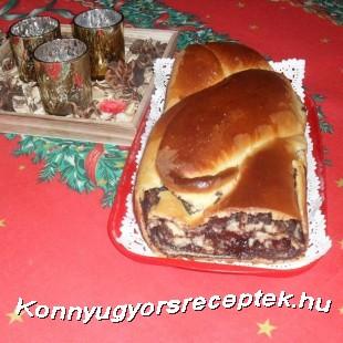 Babka  ( lengyel csokis kalács )  recept