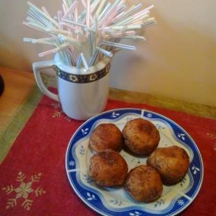 Csokis fánk golyócskák recept