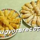 Sajtos roló recept