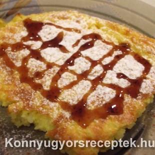 Rizsfelfújt - rizskoch - rizskók recept