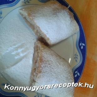 Rántásos rétes recept