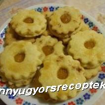 Linzerkarika recept