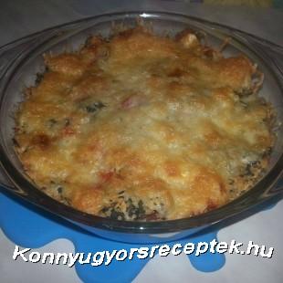 Sült zöldséges kuszkusz recept