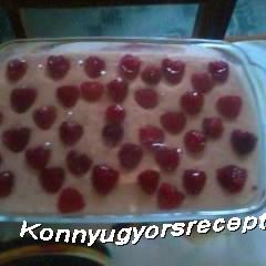 Epres túró recept