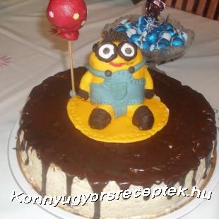 Rumos dió torta recept