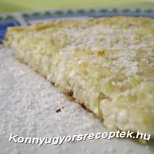 Diétás zabkorpás-túrós süti recept