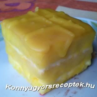 Citromos mignon recept